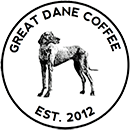 Great Dane Coffee Logo 130px